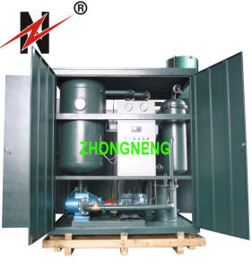 Mobile Turbine Oil Dehydration Machine, Turbine Oil Purifier pictures & photos