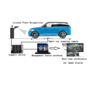 China Mcd-V9s Mobile Under Car Scanning System Under Vehicle