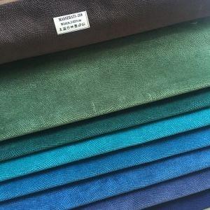 China Decrotive Velvet Upholstery Car Seat Cover Fabric China
