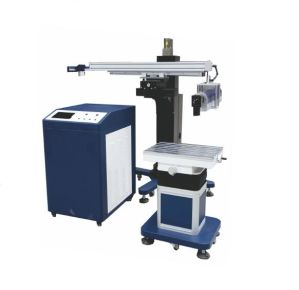 Arms Mold Welding Combination with High Precision Xy Moving Table