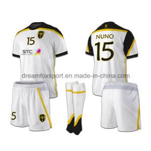 76cc17e92 Wholesale Sublimation Sportswear Soccer Uniforms Cheap OEM Custom Soccer  Shirt Jersey