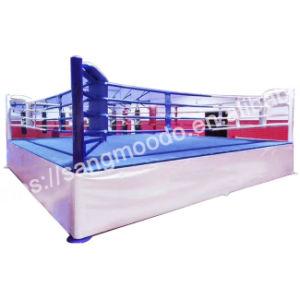 Martial Arts Muay Thai Sanda MMA Used Floor Boxing Ring for Sale