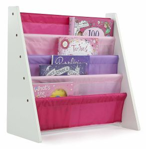 Bookshelf Cabinet with Plastic Bins Easy Assemble Multiple Colour