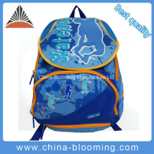 The Newest Polyester EVA Student Backpack School Bag pictures & photos