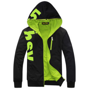 OEM Fashion Cheap Bulk Blank Zipper up Hoodies Sweatshirts Wholesale pictures & photos