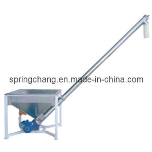 Screw Elevator Hoisting Machinery (DWP-6-1) pictures & photos