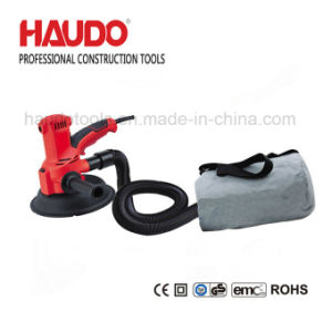Ultra Light Hand-Held Drywall Sander 710W with Auto-Vacuum