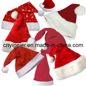 decoration light funny crazy dancing kids christmas hats