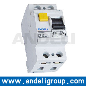 10mA Residual Current Circuit Breaker (DZL7) pictures & photos