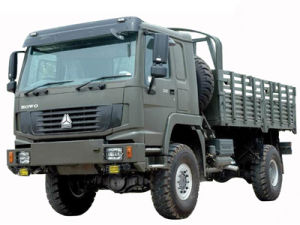 Low Price HOWO Cargo Truck of 4*2 pictures & photos