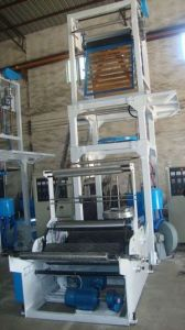 Rotary Die Film Extruding Machine