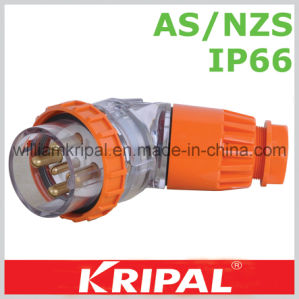 IP66 5pin 32A Industrial Plug Socket pictures & photos
