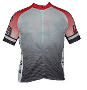 2015 Custom Classic Grey Cycling Jersey