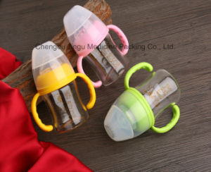 60ml-300ml OEM Glass Baby Bottle pictures & photos