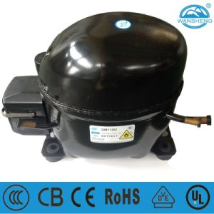 Large R290 Refrigerating Compressor (QM110U) with Starting Capacitor