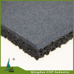 Rubber Floor Tile with a Good Price for Park Walkway