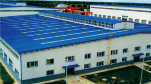 High Quality Customized Steel Structure Warehouse pictures & photos
