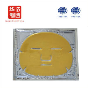 Guangzhou OEM Intensive Moisturizing Crystal Collagen, Pearl, Gold Power Facial Mask