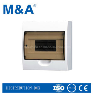 Tsm Series 8 Ways Surface Distribution Board Box pictures & photos