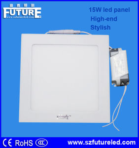 CE & RoHS Approved Home Lighting 3W-24W LED Panel