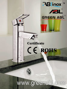 Stainless Steel Faucets, Basin Taps, Mixers (AA63)