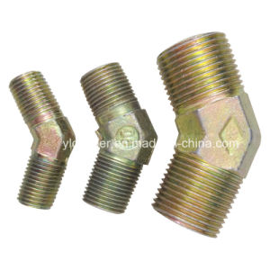 Bsp/BSPT Hydraulic Male Fittings pictures & photos