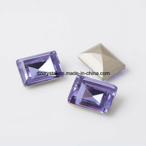 Canton Fair Decorative Point Back Crystal Rhinestone for Jewelry Making pictures & photos