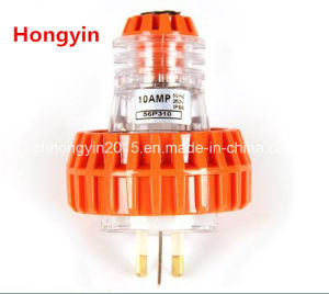 New 56pl310 Orange Color Industrial Plugs Sockets