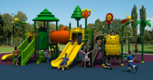 Wood Series Outdoor Playground HD15A-029A pictures & photos