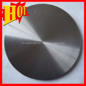 Pure Titanium Round Target for PVD Coating