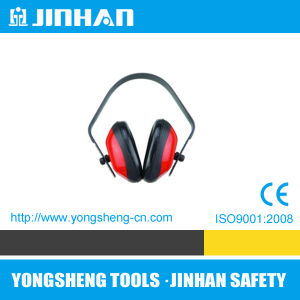 Jinhan Hot- Sale Red Ear Muff Hearing Protection (E-2001)
