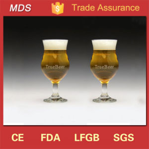 High Quality Hot Sale Custom Tulip Beer Glasses with Logo pictures & photos