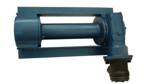 Worm Gear Hydraulic Winch for Pulling pictures & photos