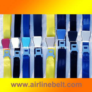 Men Casual Airplane Belt Buckles Belt for Men Western (EDB-13020805)