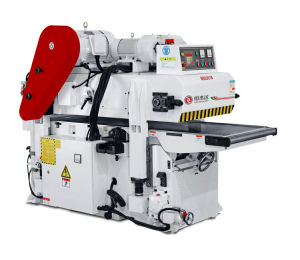 China Max Working Thickness 610mm Circular Knife Double Side Planer