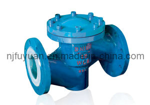 Professional China Supplier of FEP Lined Check Valve pictures & photos