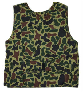 Wholesale Military Security Camouflage Tactical Stab-Proof Vest (SDLA-1A) pictures & photos