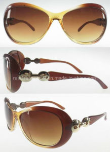 Fashion High Quality Metal Sunglasses, Metal Decorate Sunglasses (SP691004) pictures & photos
