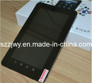 7 Inch Android2.3 Tablet PC with High Configuration, Bluetooth, WiFi, 2g&3G, 5 Point Capacitive Touch LCD Screen