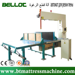 Automatic Vertical Foam Cutting Machine