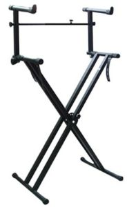 Double Keyboard Stand -X7 (JY012)