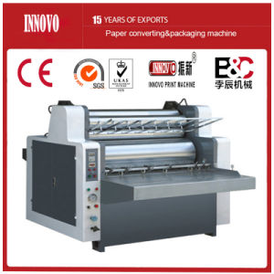 Hydraulic Multi-Functional Cardboard Laminator pictures & photos