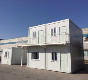 Modified 3 Meter High Modular Flat Pack Container House pictures & photos