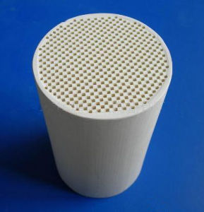 Cordierite Ceramic Honeycomb Diesel Particulate Filter DPF for Exhaust Purification pictures & photos