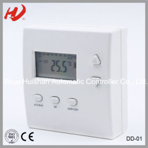 7 Day Programming Digital Room Thermostat (DD-01) pictures & photos