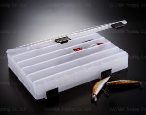 U Shape Slot Fishing Lure Box Fishing Tackle Box (HHB489) pictures & photos