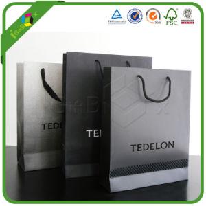 c155065240b9 China Luxury Custom Printing Printed Kraft Paper Shopping Packaging ...