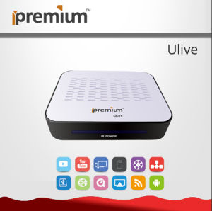 China PVR Friendly Ui Ulive Android IPTV for Argentina