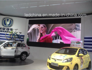 P3 Indoor HD LED Display Screen for Car Show pictures & photos