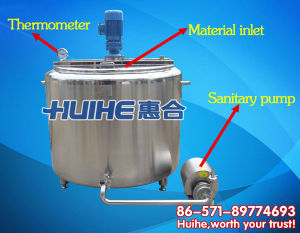 Stainless Steel Beverage Cold and Hot Cylinder pictures & photos